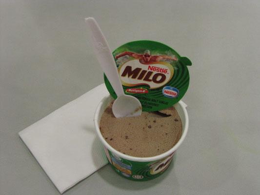 Milo-Eis. Mehr sag ich nicht.