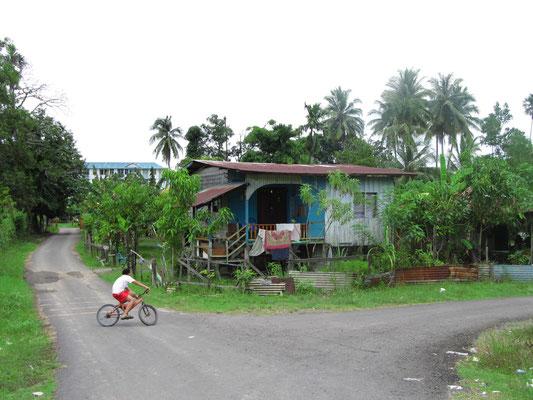 Ein Nachbarhaus.