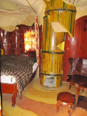 Hotelzimmer im Hang Nga Crazy House.