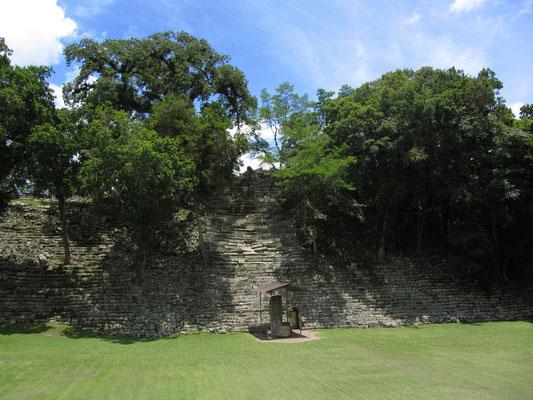Der Tempel der Inschriften.