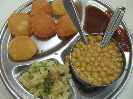 Typische Spezialität aus Mumbai.
