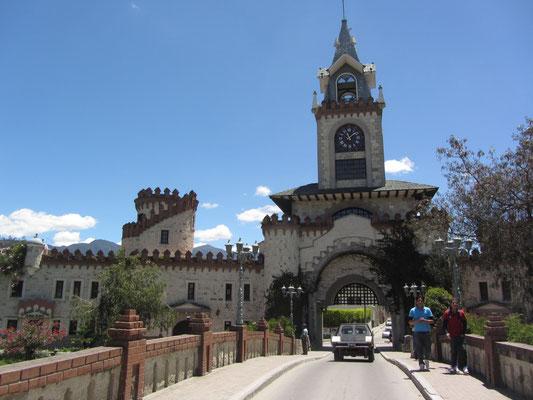 Das Stadttor (Puerta de la Ciudad).