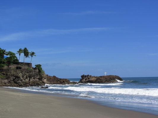 Der Strand von Peneloya.