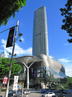 ION Orchard Mall.