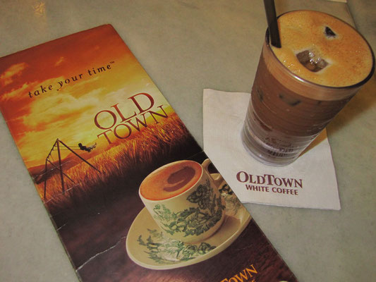 "The Original""Old Town"" White Coffee."