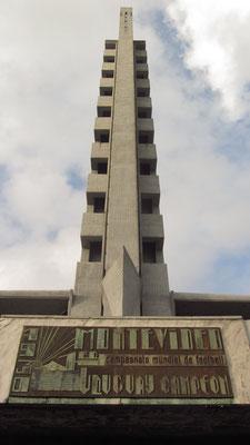Zeugnis einer ruhmreichen Vergangenheit. Das Estadio Centenario wurde von der FIFA zum Weltfußballmuseum erklärt. Seit 1995 ist das Estadio Centenario als Bien de Interés Municipal klassifiziert.