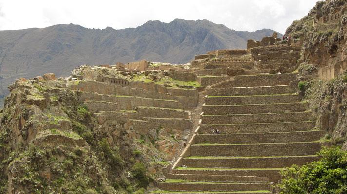 Inka-Festung.