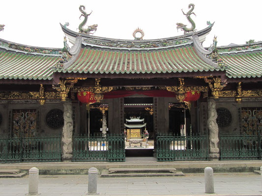 Thian Hock Keng Temple.