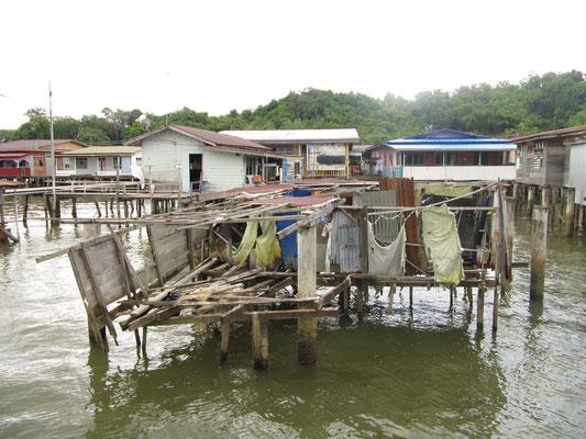 Kampong Ayer.