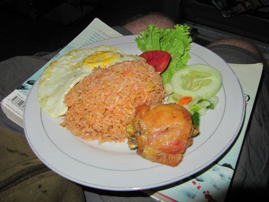 Nasi Goreng Ayam.
