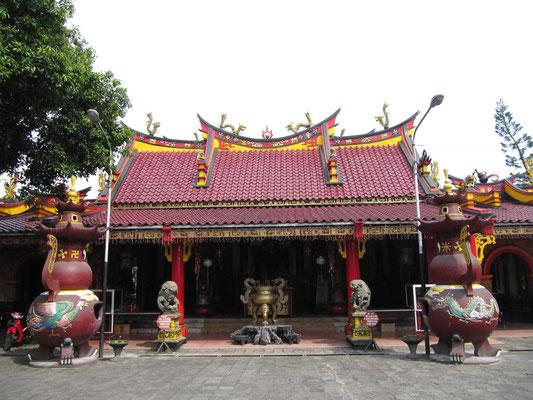 Der Eng-An-Kiong-Tempel, die chinesische Seele Malangs.