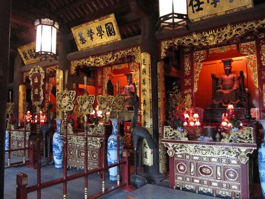 Tempel of Literature.