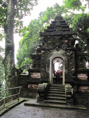 Eingang zu den Gräbern der königlichen Mangkunegoro-Familie.