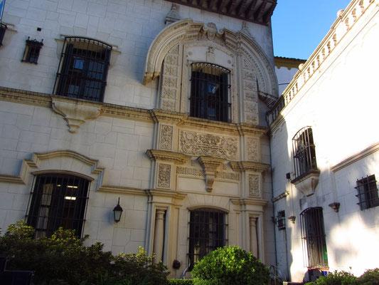 Gebäude des Colleges in San Isidro.