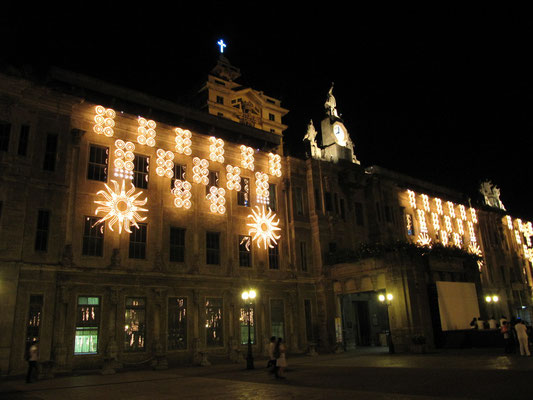 Hauptgebäude der University of Santo Tomas.