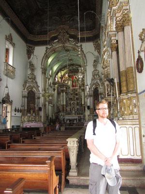 In neueren Umfragen haben 2 Millionen Brasilianer (1,5 % der Gesamtbevölkerung) erklärt, dass ihre Religion Candomblé ist. Sebastian ist kein neues Mitglied.