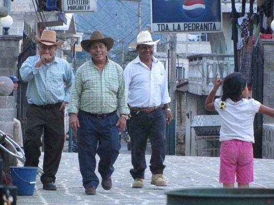 Die 3 Cowboys.