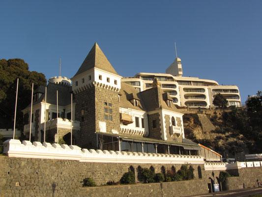 Castillo Wulff.