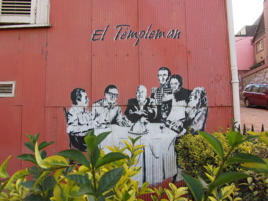 Streetart everywhere.