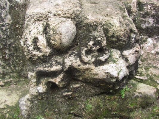 Humor hatten die Maya offensichtlich.