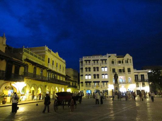 Plaza de los Coches.