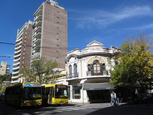 In den Straßen Rosario.