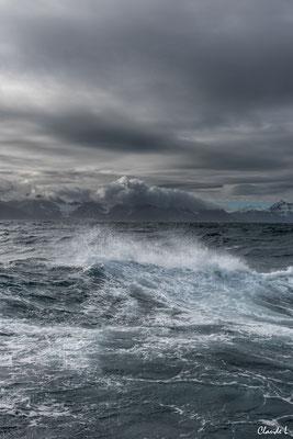 Baie du Roi, Spitzberg, Svalbard