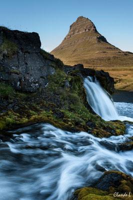 Montagne de Kirkjufell,Snafelness