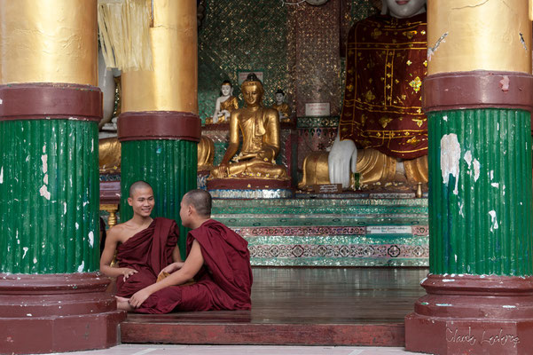 Rangoon,Pagode de Swedagon
