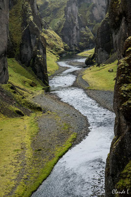 Canyon Fjadrargljufur
