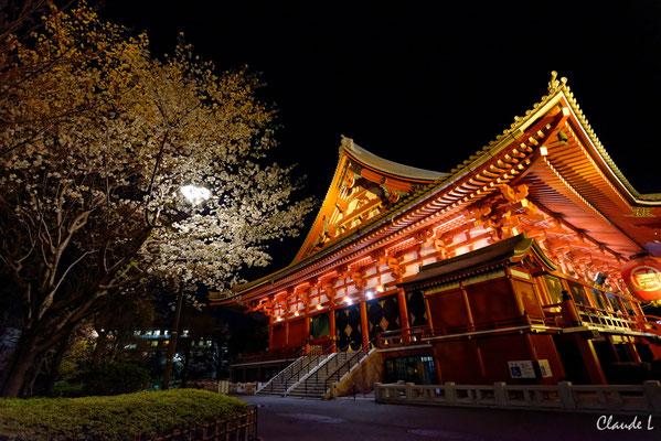 Asakusa temple, Sensoji
