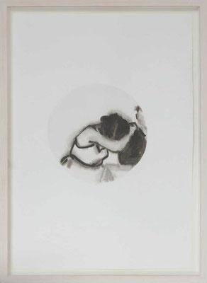 Senza titolo 6, 2012 - inchiostro di china su carta, 50x35 cm