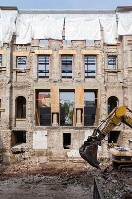 Stadtpalais entkernt