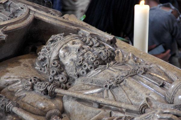 Heinrich II. nach den Vorstellungen des Spätmittelalters