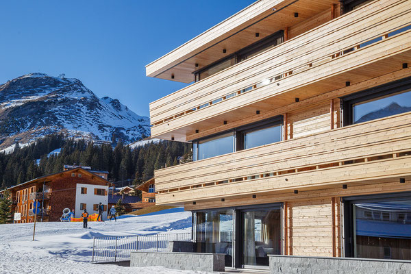 HOHE WELT LUXURY APARTMENT IN OBERLECH