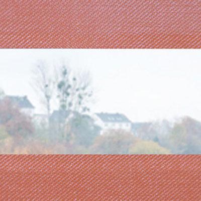 ROMA TEXTILSCREEN Gewebe kombiniert mit Sichtfenster