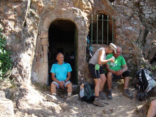 Chapelle de la grotte de la Sainte Baume