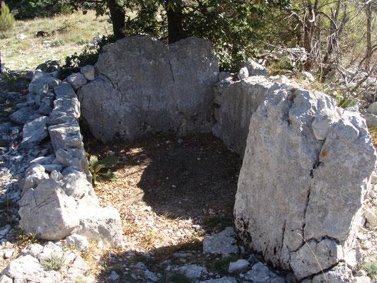 Une des mégalithites de Mons