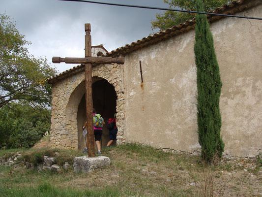 Chapelle Saint-Arnoux