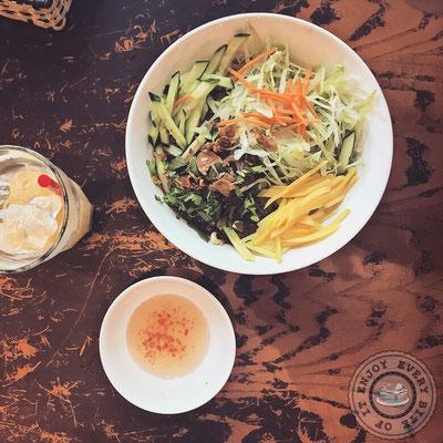 NOM - vietnamese fusion food