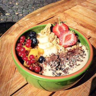 Breakfast Porridge Bowl