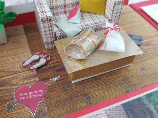 Brot und Salz gehörte auf den Tisch