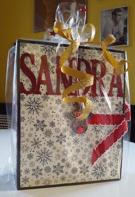 Liebe Sandra, lieber Dirk, ich hoffe, der Kalender versüßt Euch den Dezember. Liebe Grüße Andrea