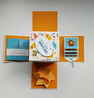 zweite Box mit Deckel