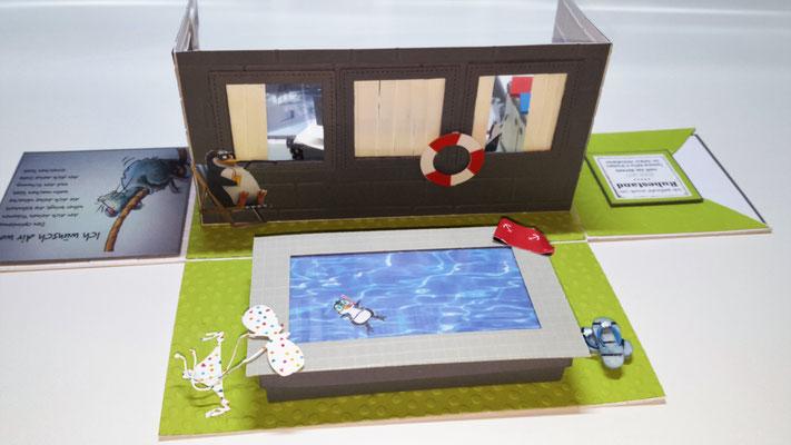 und der Traum vom Schwimmbad