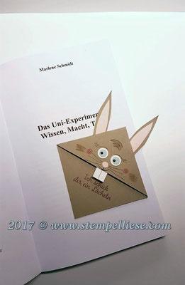 Kleines Lesezeichen für Deine Buchecke
