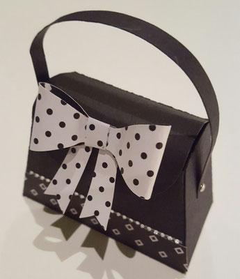 Miniatur Handtasche Stampin`Up!