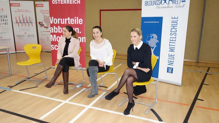 """Abschlussveranstaltung """"Migration und Integration"""" Zusammen Österreich"""