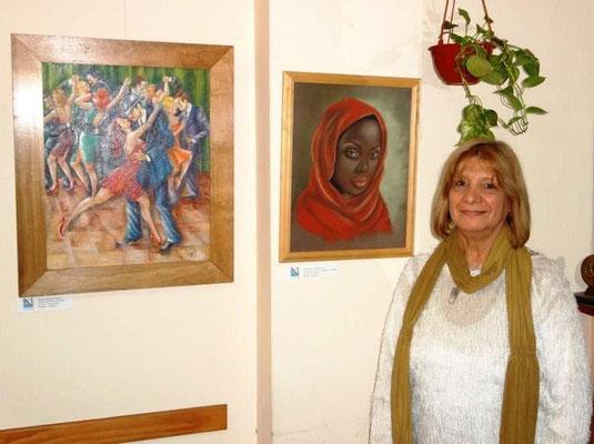 """Norma Estela Díaz """"La mirada de Nat-Malba"""""""
