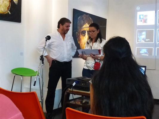 Agradecimiento a Nestor Favre Mossier por compartir sus experiencias en AVSM